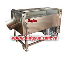 Máy gọt rửa vỏ khoai sọ KS-MSTP-80