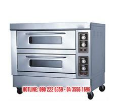 Lò nướng pizza 2 tầng 4 khay điện KS-FDG-24BQ