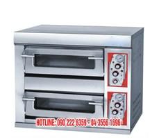 Lò nướng Pizza 2 tầng 2 khay Gas KS-RP-20C