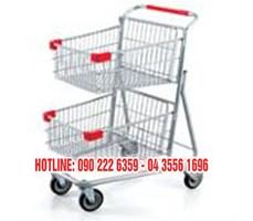 Xe đẩy trong siêu thị KS-GST-022