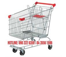 Xe đẩy siêu thị KS-GSW-150