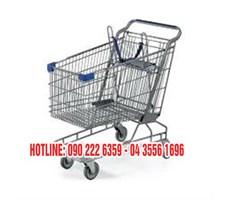 Xe đẩy siêu thị KS-GSW-150B