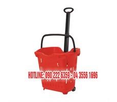 Làn kéo siêu thị KS-PW603