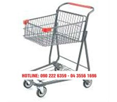 Xe đẩy hàng siêu thị KS-GST-021