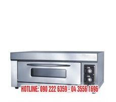 Lò nướng pizza 1 tầng 2 khay KS-FDG-12BQ