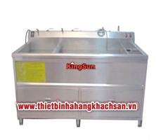 Máy rửa rau củ quả KS-QX350