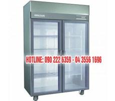 Tủ bảo ôn 2 cánh (Cửa kính)  (Mát) (830 Lít)