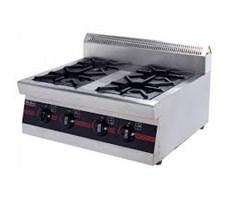 Bếp âu công nghiệp 6 đầu thấp WPS-6
