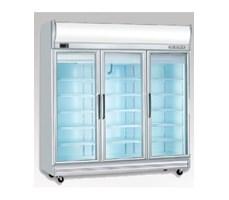 Tủ mát 3 cánh kiếng Display chiller juscool 3D/DC-S-E