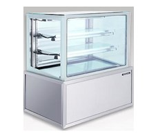 Tủ trưng bày bánh kem hình chữ nhật Berjaya RHP 4SC