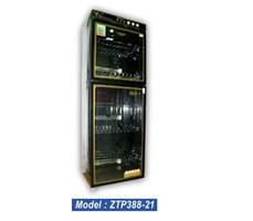 Tủ sấy bát Komasu ZTP388 -21 kính trong