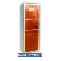 Tủ sấy bát Komasu ZTP388 -11 kính hoa/gương