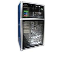 Tủ sấy bát Komasu ZTP80-2 kính trong tủ đứng