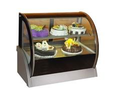 Tủ trưng bày bánh 2 tầng kính cong OKASU OKA-H-S530A