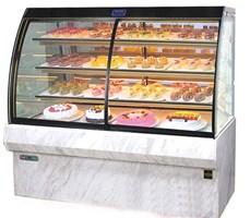Tủ trưng bày bánh OKASU SAH4-F4-801