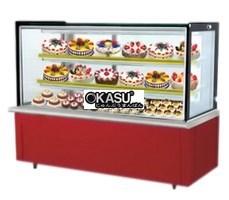 Tủ trưng bày bánh kem OKASU OKA-RCS 8GM