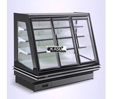 Tủ mát cánh kính vát OKASU OKS-SG18ZA