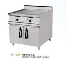 Bếp chiên phẳng kèm tủ chạy điện Wailaan RE-900