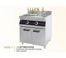 Bếp trần mì 8 hộc kèm tủ Wailaan WGC8-7