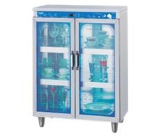 Tủ sấy và khử trùng ly, chén, đĩa HAPPYS OKS-104-C