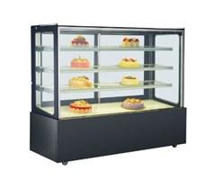 Tủ trưng bày bánh kem 3 kệ OKASU K780V