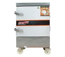 Tủ nấu cơm 6 khay dùng điện KN-THVNĐ6K