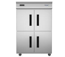 Tủ đông mát 4 cánh inox DMDQ.4I1100