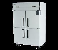 Tủ lạnh và đông công nghiệp 772L KIS-XD45HRF