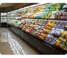 Tủ trưng bày siêu thị Carrier AFA-V2520DD