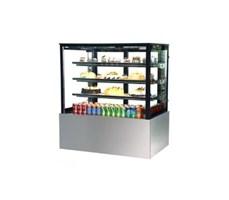 Tủ trưng bày bánh kem kính vuông 1200mm Kolner SL840V