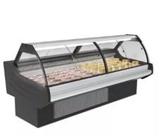 Tủ trưng bày thịt nguội siêu thị Okasu OKSSLZ-1500C