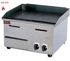 Bếp chiên bề mặt nhám dùng gas GH-721