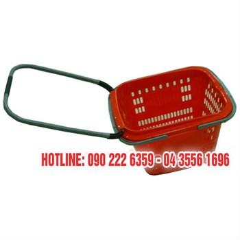 Làn kéo siêu thị KS-PW608
