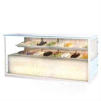 Tủ trưng bày bánh kem TSG2-B4-707: