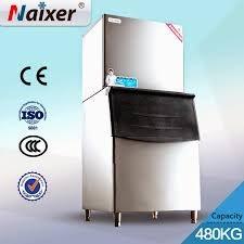 Máy làm đá viên Naixer 480kg/ ngày TH1000