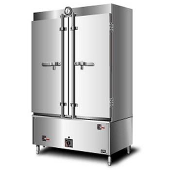 Tủ nấu cơm điện, gas inox SUS304 60 KG