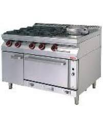 Bếp Gas Âu tích hợp lò nướng, bếp chảo