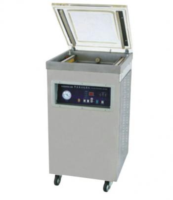 Máy đóng gói hút chân không buồng đơn DZ-400-2D