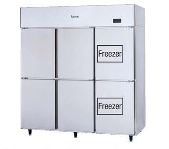 Tủ đông mát 6 cánh Fujimak FR1880F2K3