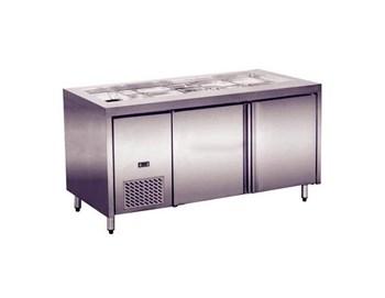 Tủ lạnh bàn salad 2 cánh R193
