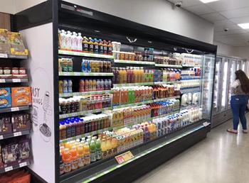 Tủ trưng bày siêu thị NW-AOA-20
