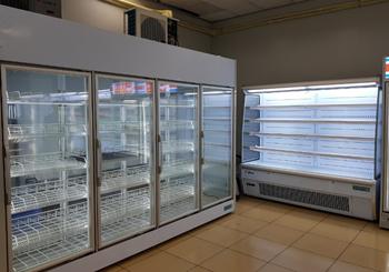 Tủ trưng bày siêu thị OKASU NW-SCM-15