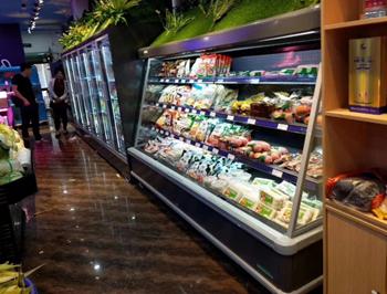 Tủ trưng bày siêu thị OKASU NW-7872E