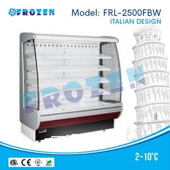 Tủ trưng bày siêu thị Frozen FRL-2500FBW
