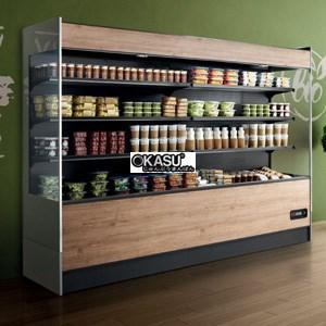 Tủ mát trưng bày siêu thị OKASU OKS-SG17SE