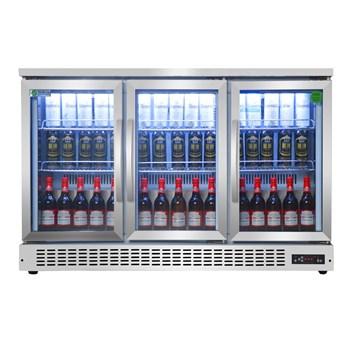 Tủ mát đồ uống 3 cửa mở   FRBR-2-2