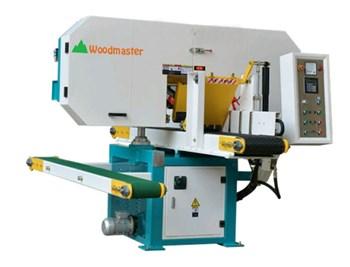 Máy cưa lạng ngang tự động Woodmaster WM-BS400