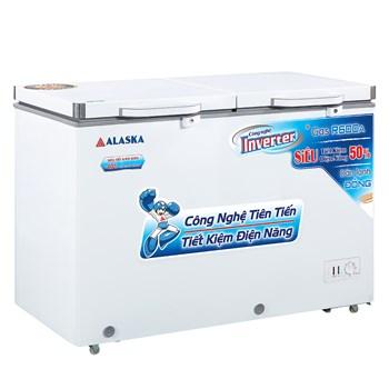 Tủ đông mát 2 cửa Inverter Alaska FCA-4600CI