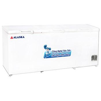 Tủ đông 3 cửa nắp đỡ Alaska HB-1400