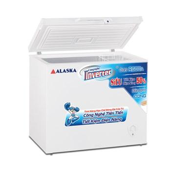 Tủ đông mát 1 cửa Inverter Alaska BD-400CI